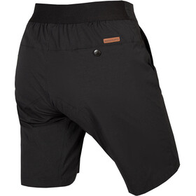 Endura Hummvee Lite Spodnie krótkie Kobiety, czarny